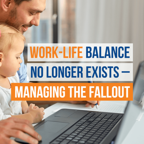 Blog Work Life Balance Manage Fallout
