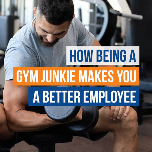 Blog Gym Junkie Employee