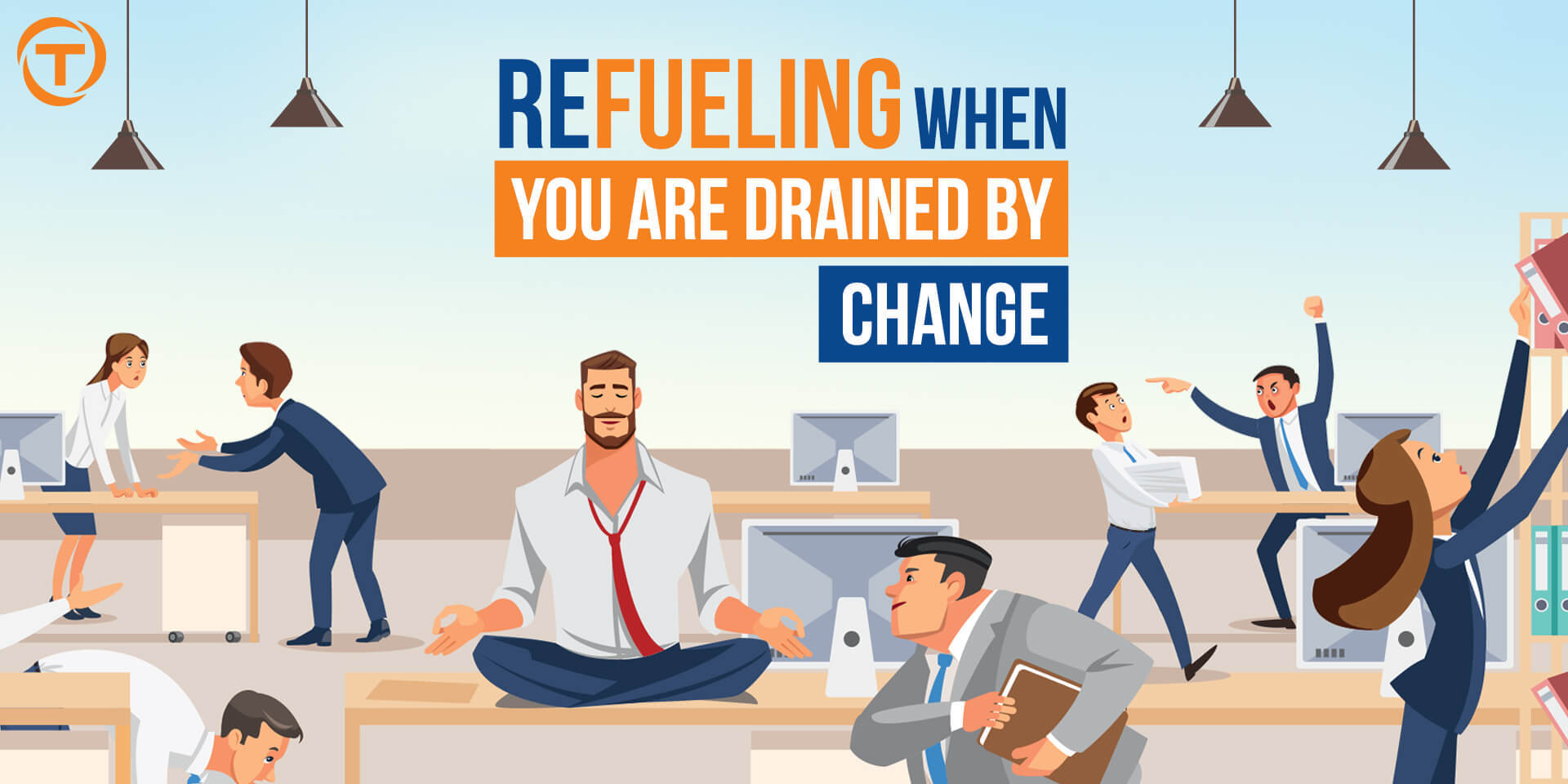 Blog Refuelling Drained By Change