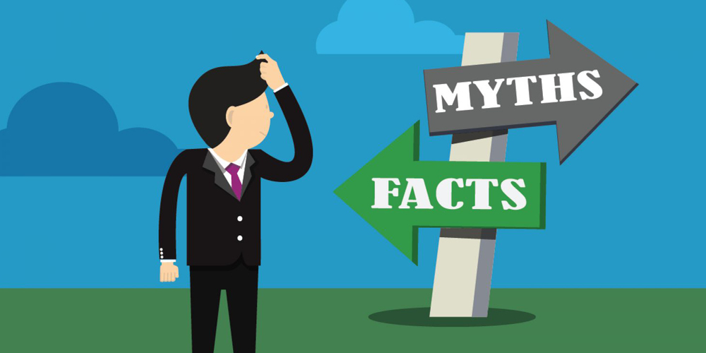 Myths Job Hunting Debunked